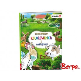 Ameet  NA-8301 Farm world kolorowanka