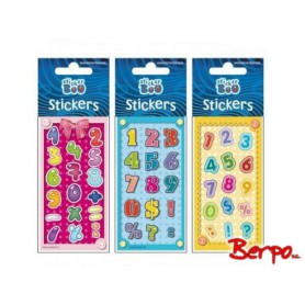 Stickerboo 382530 Cyfry Naklejki