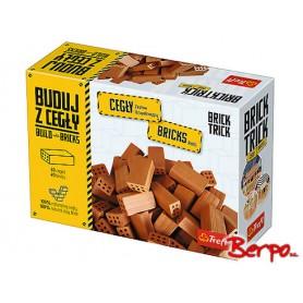 Trefl 61034 Buduj z cegły Cegły pełne