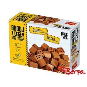 Trefl 61035 Buduj z cegły Cegły połówki