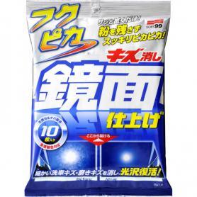 SOFT99 00468 Washing & Waxing wipes