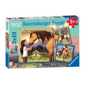 Ravensburger 080687 Puzzle Spiryt