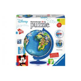Ravensburger 123438 Globus 3D Disney