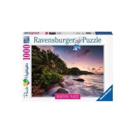 Ravensburger Puzzle Wyspa Praslin Seszeele 151561