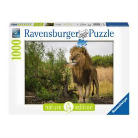 Ravensburger 151608 Puzzle Król lew
