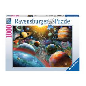 Ravensburger Puzzle Planety 198580
