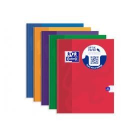 Oxford 259586 zeszyt A5 96 kartek kratka