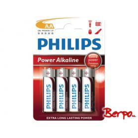 Philips Power Alkaline AA LR6P4B/10