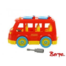 Polesie 71248 Klocki-trasport autobus