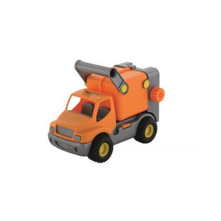 """Polesie 0414 """"Construck"""" Samochód komunalny"""