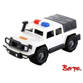 Polesie Samochód pickup patrolowy 63595