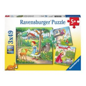 Ravensburger 080519 Puzzle Baśnie