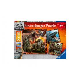 Ravensburger 080540 Puzzle Jurassi world