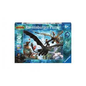 Ravensburger 109555 Puzzle Jak wytresować smoka