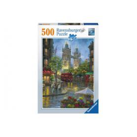 Ravensburger 148127 Puzzle Malowniczy Londyn