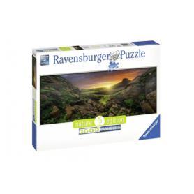 Ravensburger 150946 Puzzle Słońce nad islandią