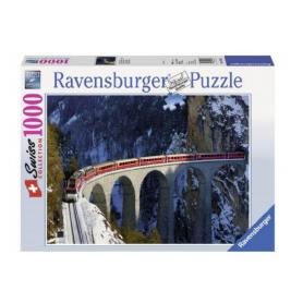 Ravensburger 193523 Puzzle Pociąg