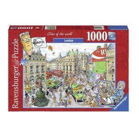 Ravensburger 199280 Puzzle Londyn