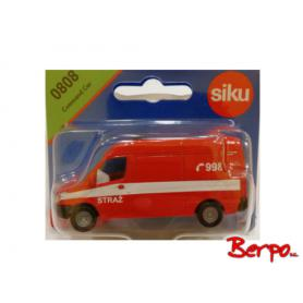 Siku 0808 Van Straż pożarna