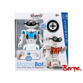 Silverlit Macrobot niebieski 876516