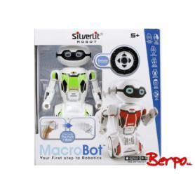 Silverlit Macrobot zielony 876585