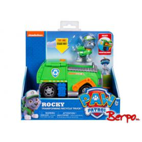 SPIN MASTER 603280 Psi Patrol Rocky recycle truck