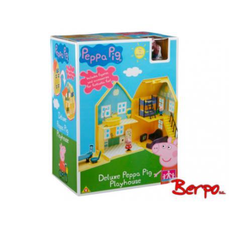 TM TOYS 048402 Peppa duży domek