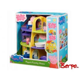 TM TOYS 063849 Peppa dom rodzinny