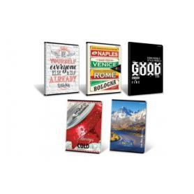 TOP-2000 zeszyt kratka A5 96 kartek 400101448