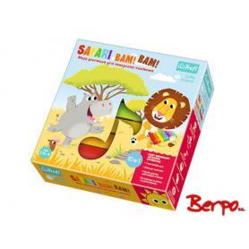 Trefl 01383 Safari Bam Bam 10 w 1