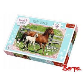 Trefl Puzzle konie 15331