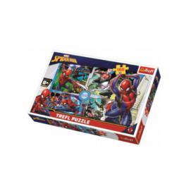 Trefl 15357 Puzzle Spiderman na ratunek