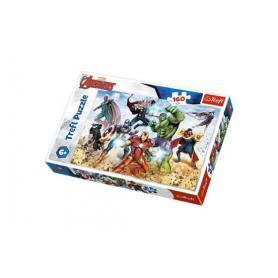 Trefl 15368 Puzzle Avengers Ratować świat