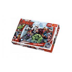 Trefl Puzzle Avengers - Do ataku 16272
