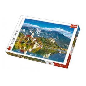 Trefl Puzzle Słowenia 37259