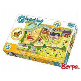 Trefl Puzzle Baby Gigantic wieś 90753