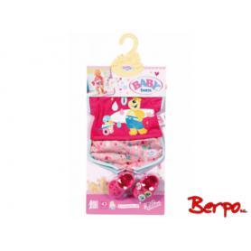 BABY BORN 827437 Piżama z bucikami
