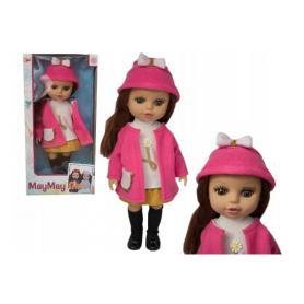 ASKATO 108117 lalka w płaszczyku