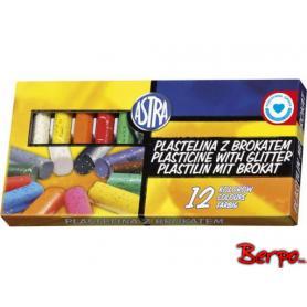 ASTRA plastelina 12 kolorów 303107001