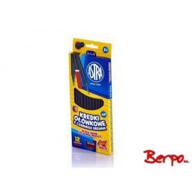 ASTRA Kredki ołówkowe czarne 312114001