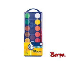 ASTRA Farby akwarelowe 18 kolorów 83210900