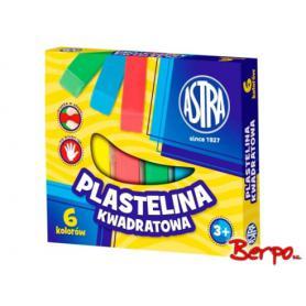 ASTRA plastelina 6 kolorów 83811908