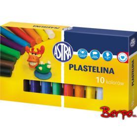ASTRA plastelina 10 kolorów 83812902
