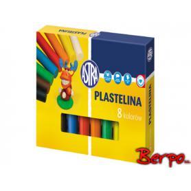 ASTRA plastelina 8 kolorów 83814902