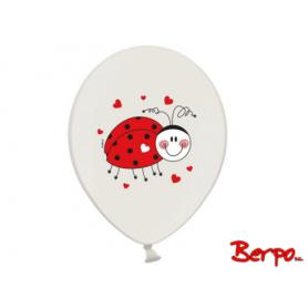 BAL Balony biedronki 6 sztuk 413387