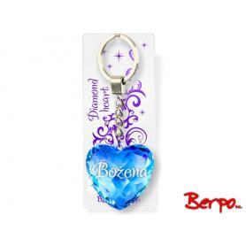 BE HAPPY Diamentowe Serduszko 222386