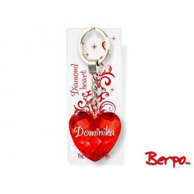 BE HAPPY Diamentowe Serduszko 222409