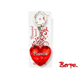 BE HAPPY Diamentowe Serduszko 222805