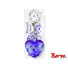 BE HAPPY Diamentowe Serduszko 222836