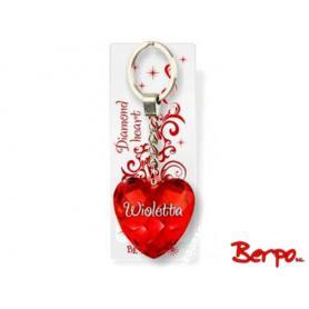 BE HAPPY Diamentowe Serduszko 222881